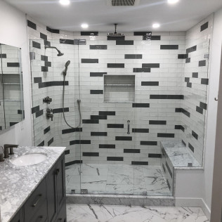 Backbay Bathroom Remodel