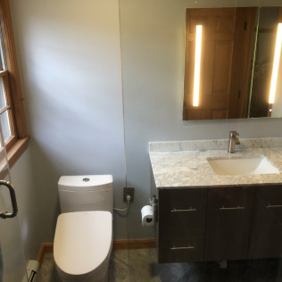 Acton Bathroom Remodel